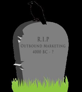 Ist Outbound Marketing wirklich tot?