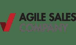 Logo Agile Sales Company