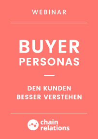 Webinar Buyer Personas