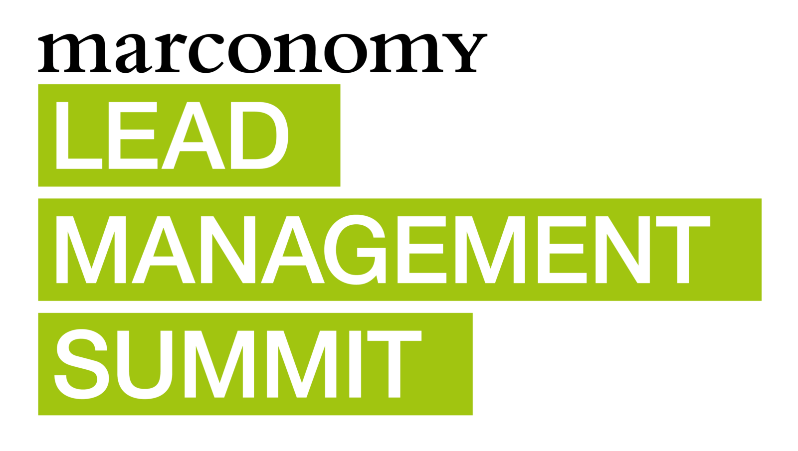 Lead Management Summit 2017