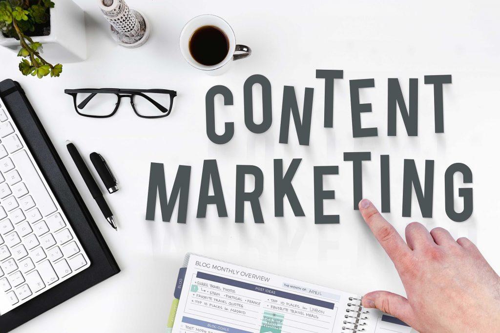Suchmaschinenoptimierter Content  ist wichtig im operativen Teil einer Inbound-Marketing-Agentur